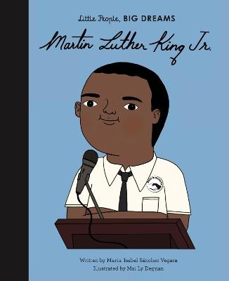 Martin Luther King Jr. by Maria Isabel Sanchez Vegara