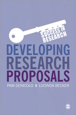 Developing Research Proposals book