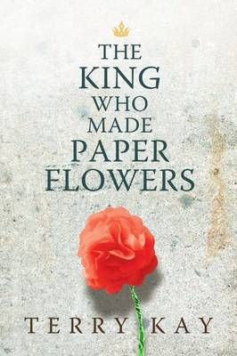 King  Who Made  Paper Flowers book