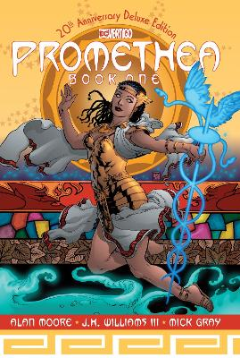 Promethea: The Deluxe Edition Book One by Alan Moore