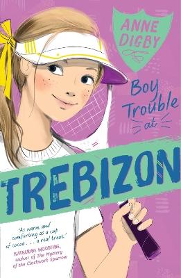 Boy Trouble at Trebizon book