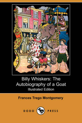 Billy Whiskers book