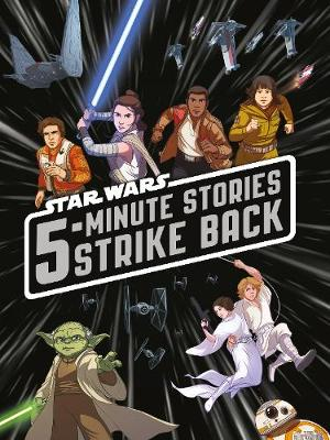 5-minute Stories Strike Back by Star Wars