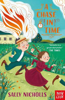 A Chase In Time by Sally Nicholls