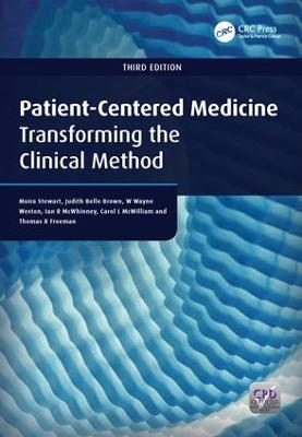 Patient-Centered Medicine by Moira Stewart