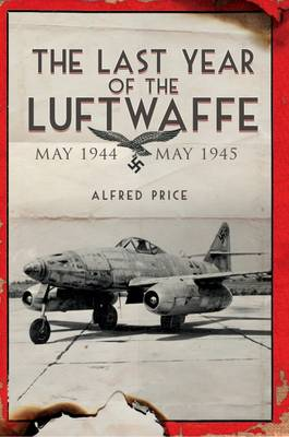 Last Year of the Luftwaffe book