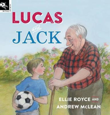 Lucas and Jack book