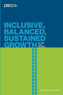 Inclusive, Balanced, Sustained Growth in the Asia-Pacific book