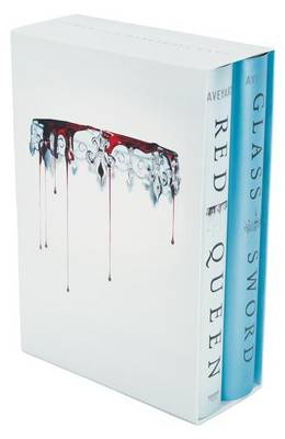Red Queen 2-Book Hardcover Box Set by Victoria Aveyard