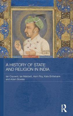 History of State and Religion in India by Asim Roy