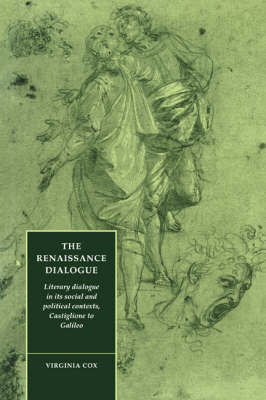 Renaissance Dialogue by Virginia Cox