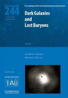 Dark Galaxies and Lost Baryons (IAU S244) book