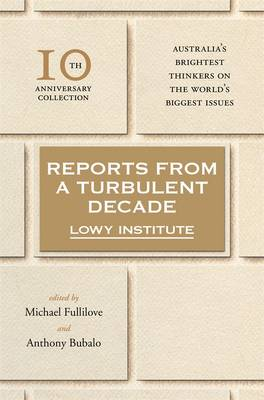 Reports From A Turbulent Decade book