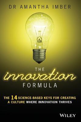 The Innovation Formula by Amantha Imber