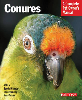 Conures Pom by Gayle A. Soucek