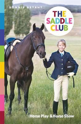 Saddle Club Bindup 4 by Bonnie Bryant