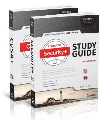 CompTIA Complete Cybersecurity Study Guide 2-Book Set by Emmett Dulaney