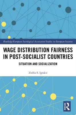 Wage Distribution Fairness in Post-Socialist Countries book