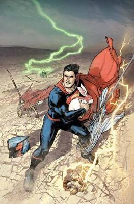 Superman The Rebirth Deluxe Edition Book 2 by Peter J. Tomasi