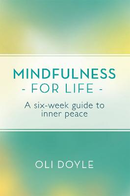 Mindfulness for Life book
