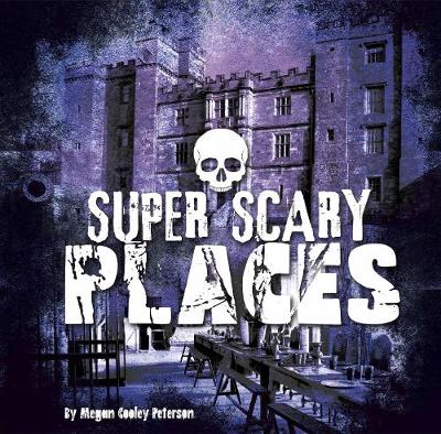 Super Scary Places book