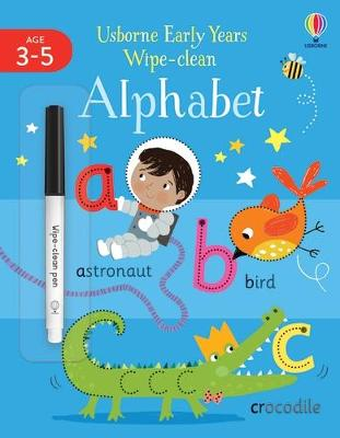 Early Years Wipe-Clean Alphabet by Jessica Greenwell