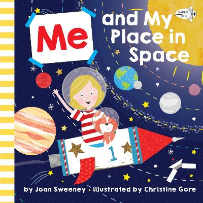 Me and My Place in Space by Joan Sweeney