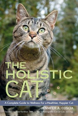Holistic Cat by Jennifer A. Coscia