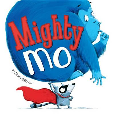 Mighty Mo book