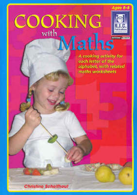 Cooking with Maths Ages 5-8 by