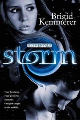 Storm: Elementals 1 by Brigid Kemmerer