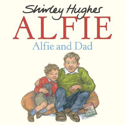 Alfie and Dad book