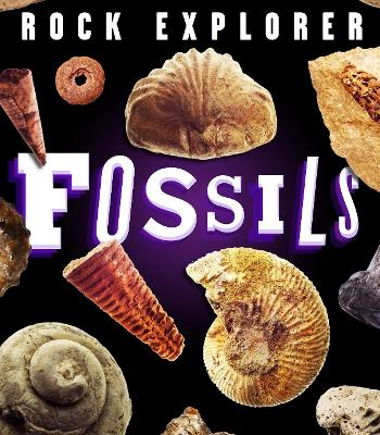 Rock Explorer: Fossils by Claudia Martin