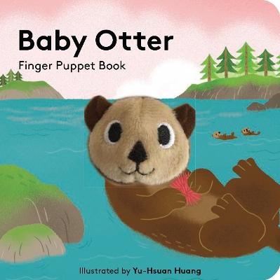 Baby Otter: Finger Puppet Book book
