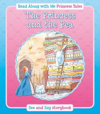 The Princess and the Pea by Kate Davies