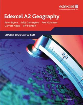 Edexcel A2 Geography SB with CD-ROM by Peter Byrne