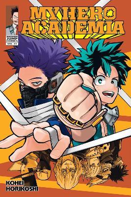 My Hero Academia, Vol. 23 by Kohei Horikoshi