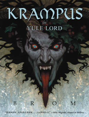 Krampus by Brom