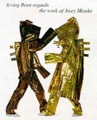 Irving Penn Regards Issey Miyake by Irving Penn
