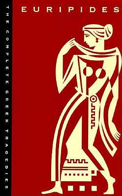 The Complete Greek Tragedies v. 3 by Euripides