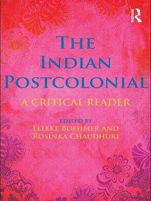 Indian Postcolonial by Elleke Boehmer