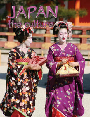 Japan the Culture book