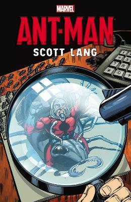 Ant-man: Scott Lang by John Byrne