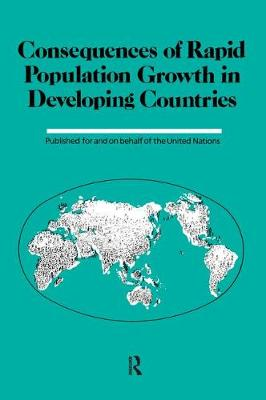 Consequences of Rapid Population Growth in Developing Countries book