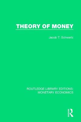 Theory of Money book