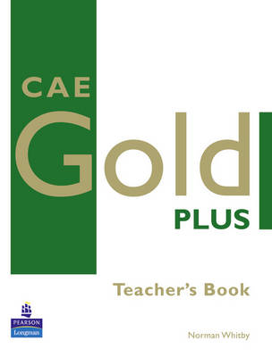 CAE Gold Plus by Norman Whitby
