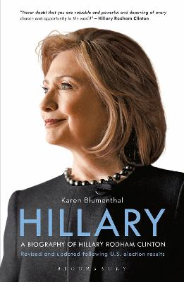 Hillary by Karen Blumenthal