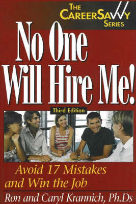 No One Will Hire Me!, 3rd Edition book