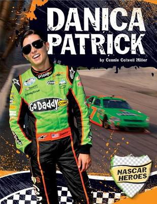 Danica Patrick by Connie Colwell Miller