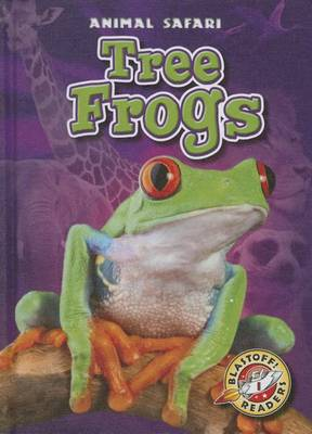 Tree Frogs by Chris Bowman